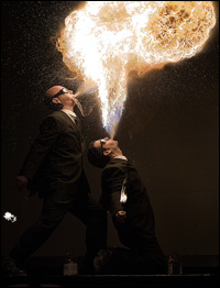 Fire Arts Performers Special FX